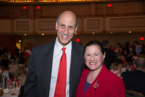 Marcy Syms American Heart Association Event