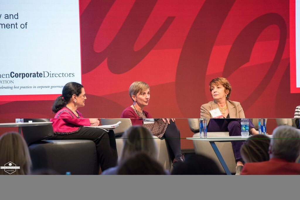 WCD Cyber Security Panel